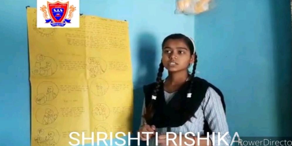 श्रीदास के बच्चें  सोशल मीडिया के माध्यम से लोगों को कोरोना के प्रति कर रहे है जागरूक