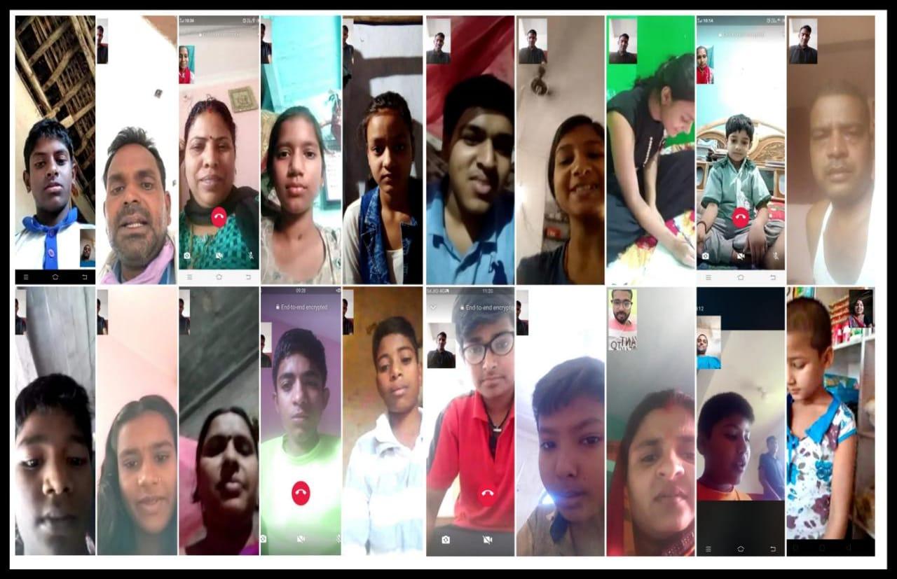 आईलेक्स में पिरियोडिक टेस्ट संपन्न, अभिभावकों ने निभाई वीक्षक की जिम्मेदारी