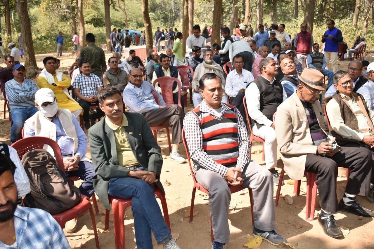 स्वामी सहजानंद सेवा संस्थान हजारीबाग द्वारा संत स्वामी सहजानंद सरस्वती की 132 वीं जयंती धूमधाम से मनाई गई